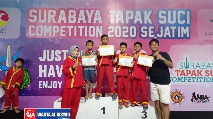 Surabaya Tapak Suci Competition 2020
