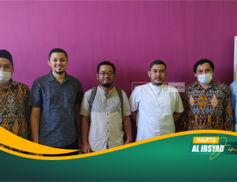 Kunjungan Kerja Al Irsyad Tulungagung